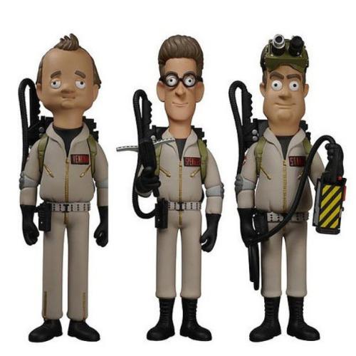 Ghostbusters Vinyl Idolz Figures