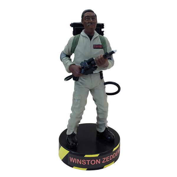 Ghostbusters Winston Zeddemore Talking Premium Motion Statue
