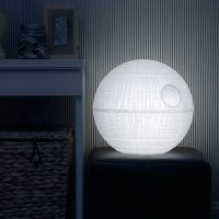 Giant Death Star Indoor Outdoor Mood Light