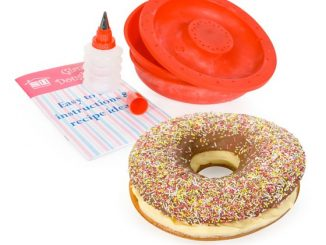 Giant Doughnut Mould