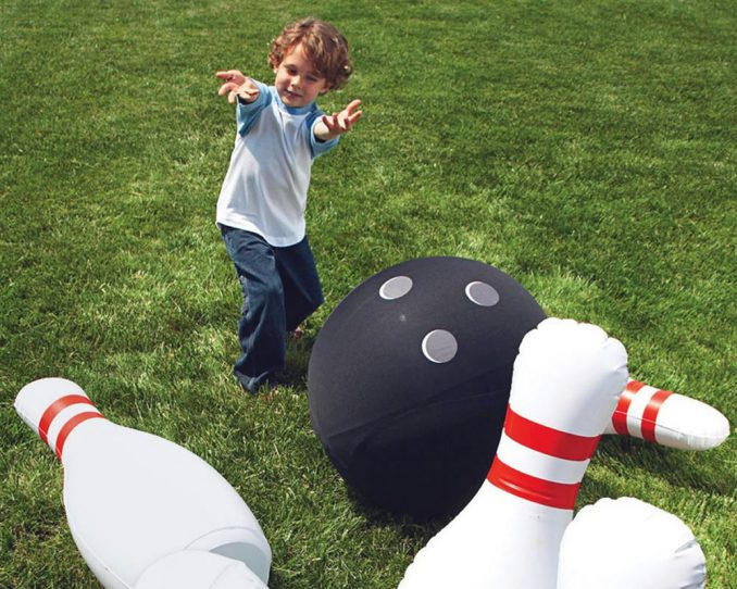 Giant Inflatable Bowling