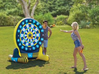 Giant Inflatable Dartboard