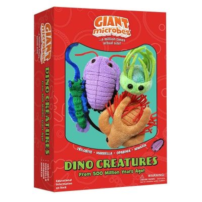 Giant Microbes Dino Creatures