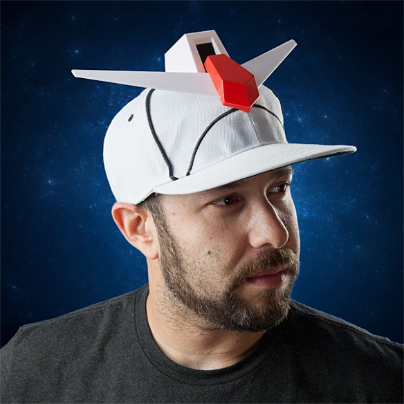 Giant Robot Flat Bill Cap