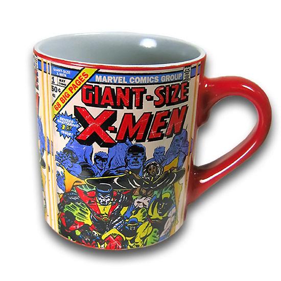 Giant Size XMen Mug