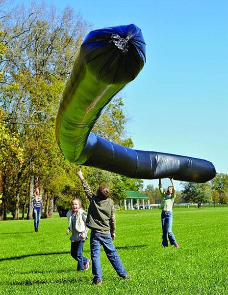 Giant Solar Balloon