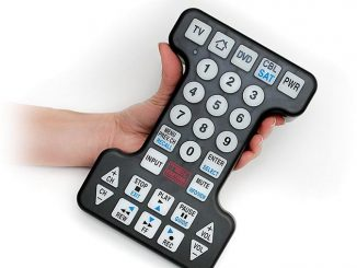 Giant Universal Remote