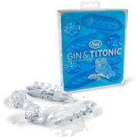 Gin and Titonic Novelty Ice Cube Tray