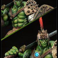 Gladiator Hulk Format Figure
