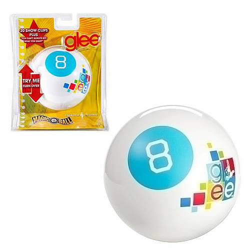 Glee Magic 8 Ball