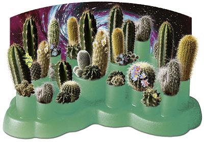 Glow in the Dark Odd Pods Cacti Pals
