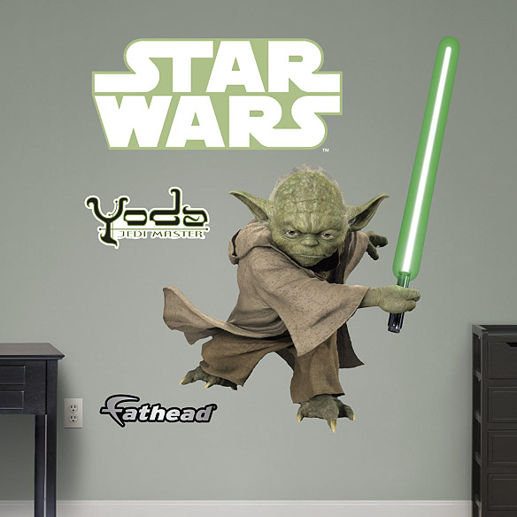 Glow-in-the-Dark-Yoda-Fathead-Wall-Graphic