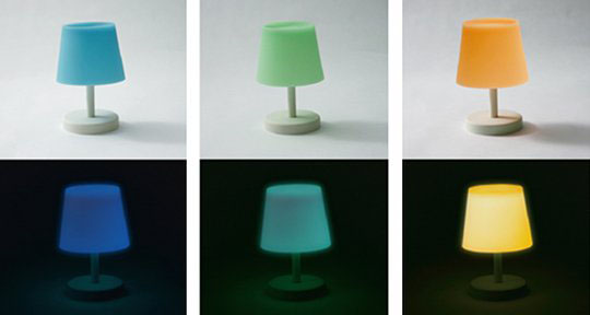 Glow in the Lamp
