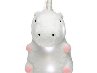 Glowing Unicorn Plush