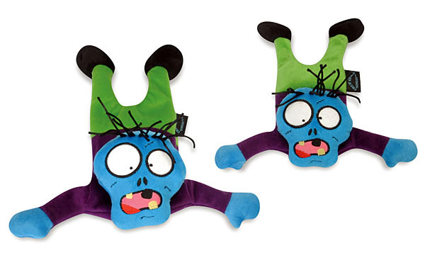 Go Dog Plush Zombiez