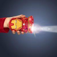 Go Glow Hero Iron Man