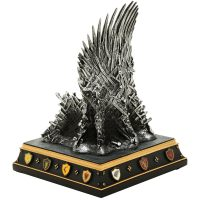 GoT Iron Throne Bookend