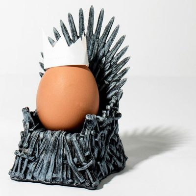GoT Iron Throne Egg Cup