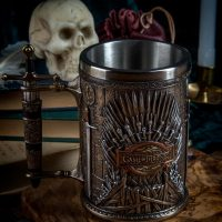 GoT Iron Throne Tankard