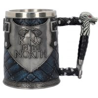 GoT King in the North Tankard
