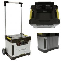 GoalZero Yeti Solar Generator Kit-1250 with cart