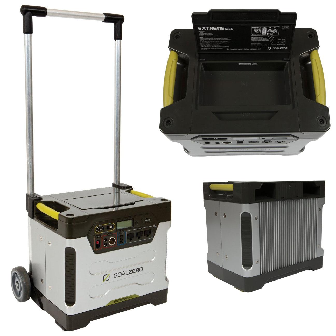 Goalzero Yeti Solar Generator Kit