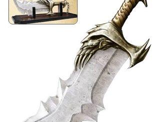 God of War Kratos Blade of Chaos Replica