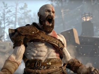 God of War PS4 Released