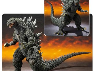 Godzilla 2000 Millenium Special Color Edition SH MonsterArts Action Figure