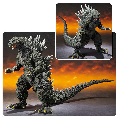 Godzilla 2000 Millenium Special Color Edition SH MonsterArts Action Figure