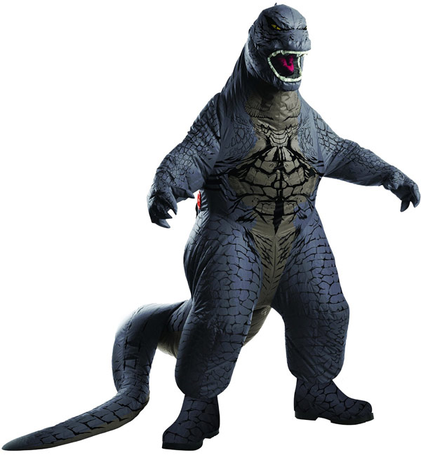 Godzilla Air Blown Costume
