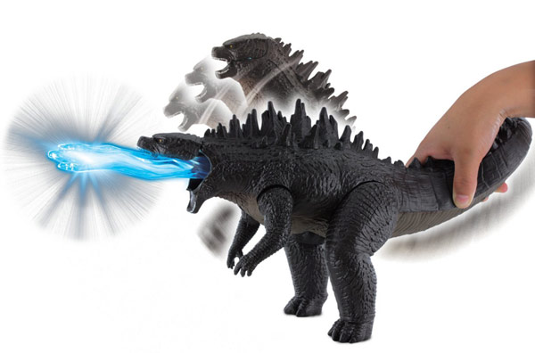 Godzilla Atomic Roar Action Figure