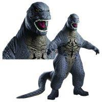 Godzilla Deluxe Adult Air Blown Costume