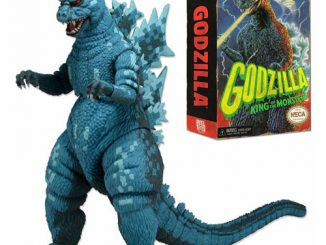 Godzilla King of the Monsters Video Game Appearance 12-Inch Head-to-Tail Action Figure