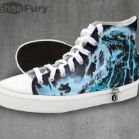 Godzilla Rising Tide Shoes