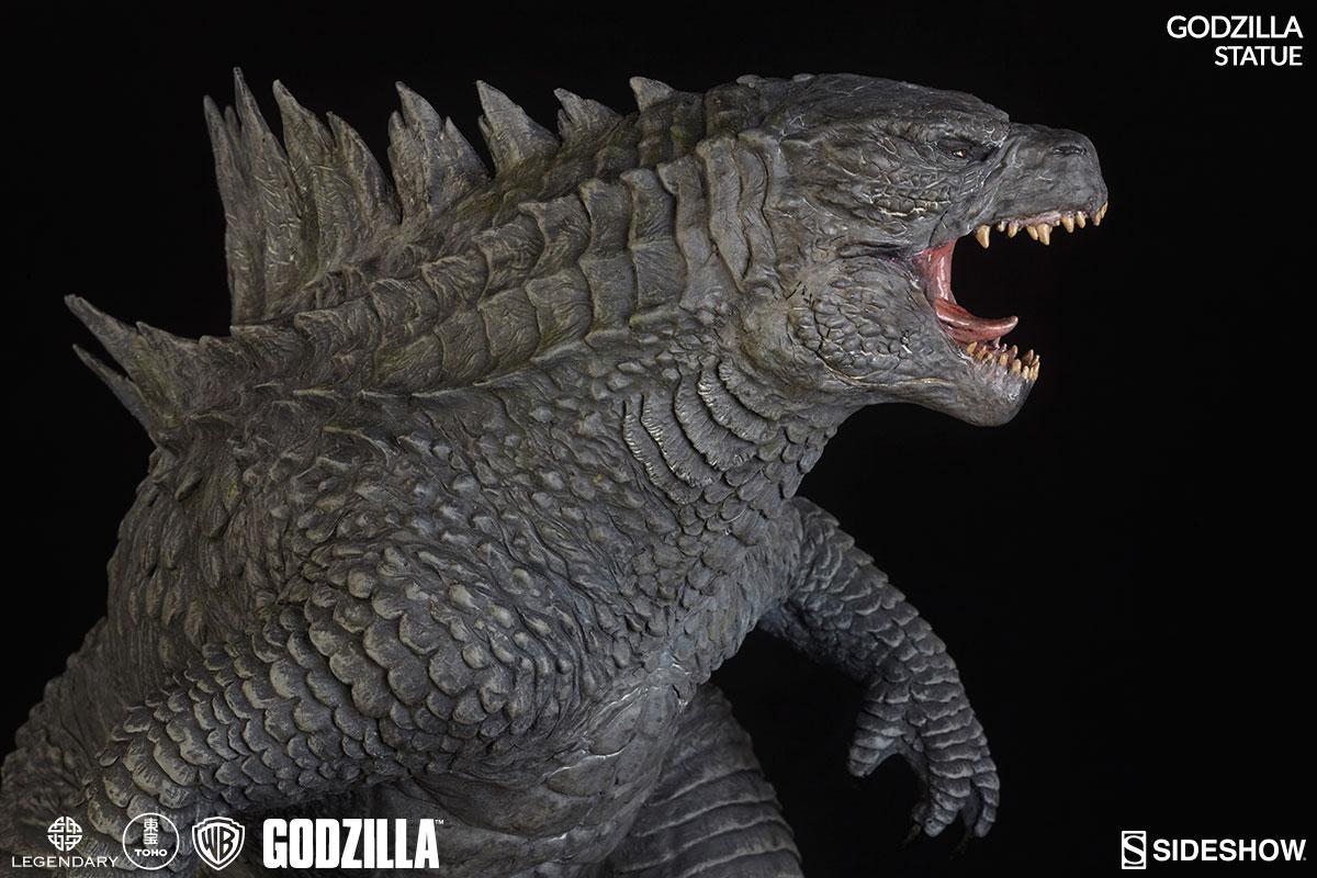 Godzilla Statue Jabba The Hutt Costume