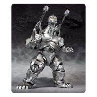 Godzilla vs. Mechagodzilla Super Mechagodzilla SH MonsterArts Action Figure