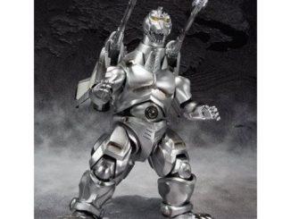 Godzilla vs. Mechagodzilla Super Mechagodzilla SH MonsterArts Action Figure