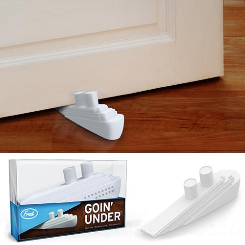 Goin Under Titanic Doorstop