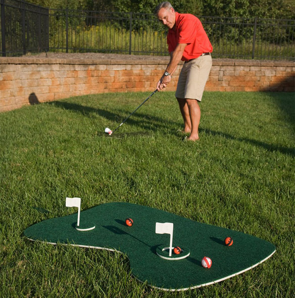 Golf Backyard Game