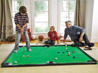 Golf Putting Pool Table