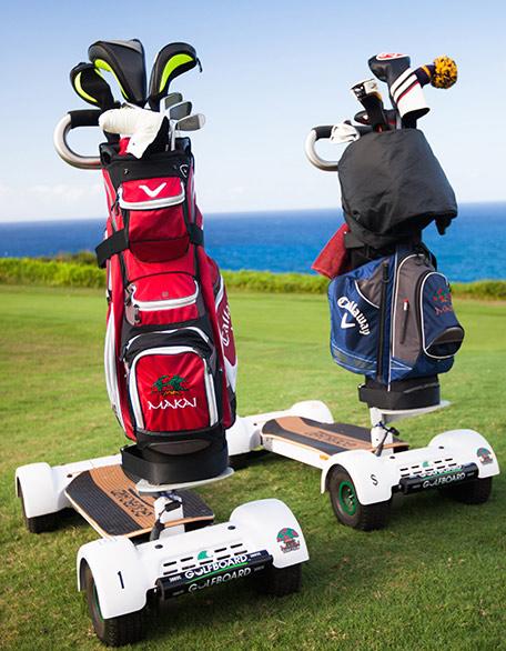 GolfBoard Golfing Cart