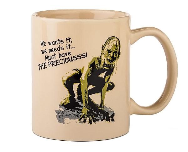 Gollum Ceramic Mug