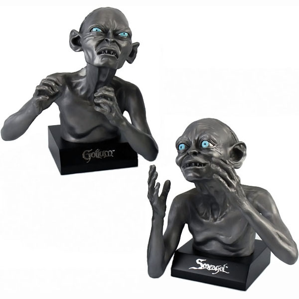 Gollum Smeagol Bookends