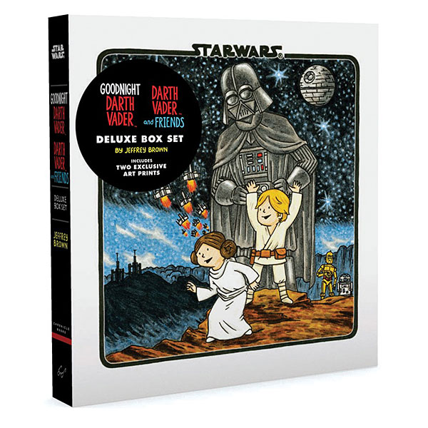 Goodnight Darth Vader Darth Vader and Friends Boxed Set