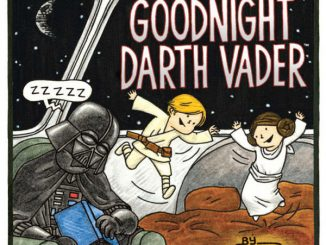 Goodnight Darth Vader HC Book