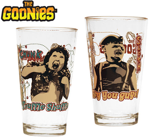 Goonies Pint Glass Set
