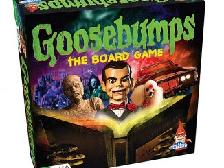 Goosebumps Board Game