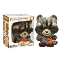 GotG Rocket Raccoon Fabrikations Plush Figure