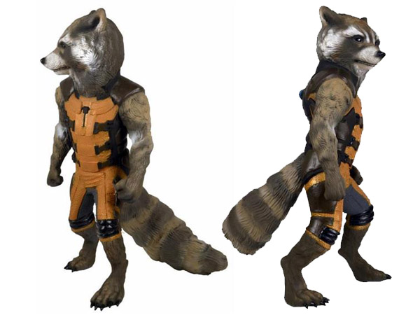 GotG Rocket Raccoon Full-Size Replica